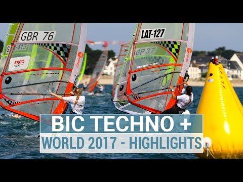 BIC TECHNO + WORLDS 2017   Highlights