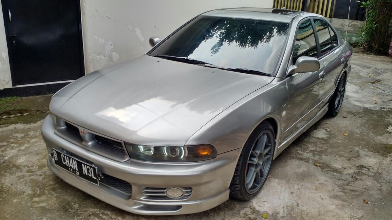 460 Modifikasi Mobil Mitsubishi Galant Terbaik