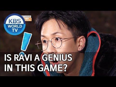 Is Ravi A Genius In This Game? [2 Days & 1 Night Season 4/ENG/2020.01.05]