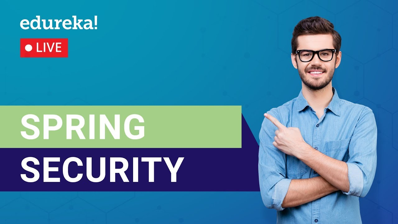 Spring Security Tutorial For Beginners | Spring Security Basics