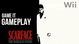 Scarface: The World Is Yours - Gameplay Wii