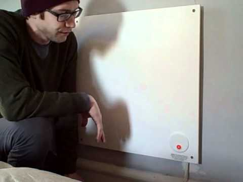 Eco Heater 602 Wall Mounted Electric Heater Panel Review