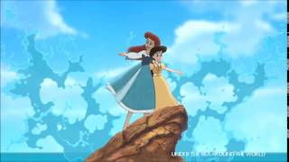 Repeat youtube video The Little Mermaid II - Here on the Land and Sea - Japanese