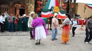 Baile en Xilitla
