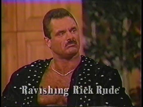 Ravishing Rick Rude, Sting, Jesse Ventura on The Vicki Lawrence  21st February 1994