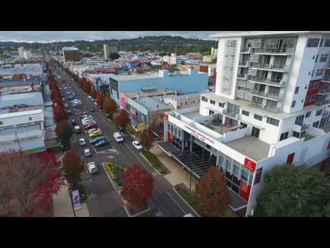 Toowoomba Central Plaza