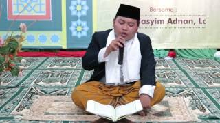 Qori Ust. Fadhlan S.Sy di Acara Maulid Nabi Muhammad saw 1436 H
