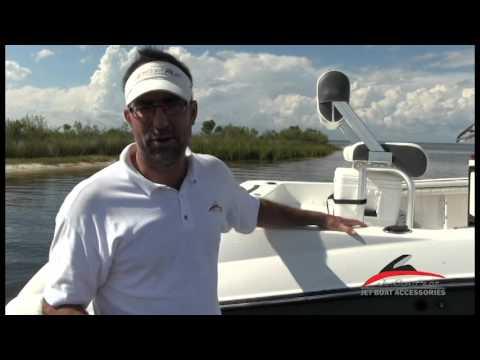 Yamaha Jet Boat Yamaha FSH Starboard Side Tutorial