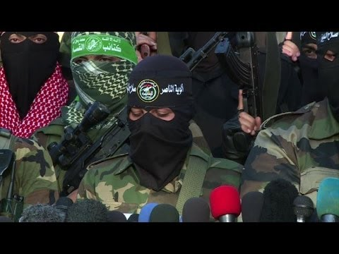 Download Gaza's armed factions vow to avenge West Bank 'oppression'