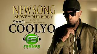 SA'AD COOLIO MOVE YOUR BODY OFFICIAL MUSIC 2019 - Furinle studio