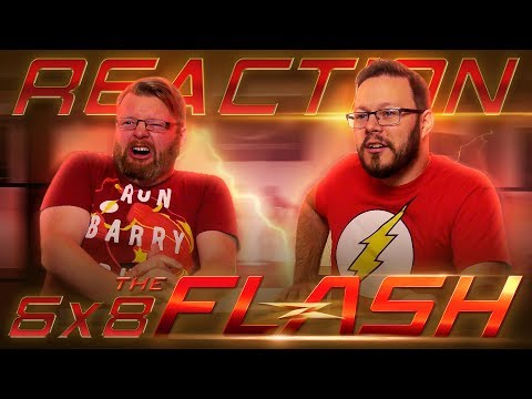 """The Flash 6x8 REACTION!! """"The Last Temptation Of Barry Allen, Pt. 2"""""""