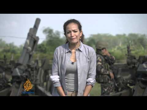 Philippines launches offensive against rebels