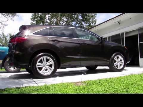2014 Acura RDX (Kona Coffee) by Advanced Detailing of South Florida