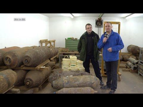 Bomben in Böblingen: Der Entschärfer im Interview | Wir in BB
