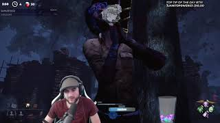 DEMOGORGON VS SOME INSANE SURVIVORS! - Dead by Daylight!