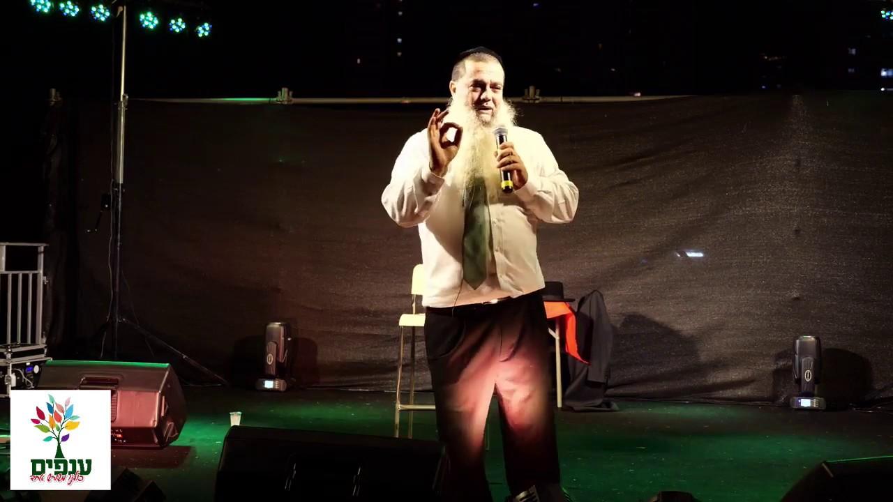 """שידור חי מספורטן פ""""ת! הרב יגאל כהן באירוע המרכזי לפני יום הכיפורים!😇"""