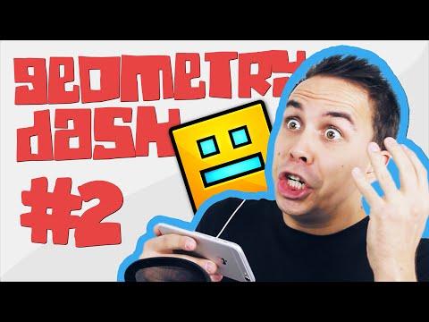 GEOMETRY DASH #2 | Hoggy