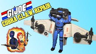 G.I. Joe Cobra C.L.A.W. Restoration - Hasbro 1984 CLAW ARAH