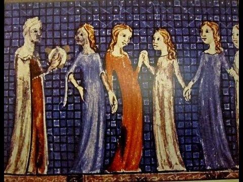 Música Medieval Sefardí 1 3 Sephardic Song Sarband Ay Yu Has Youtube