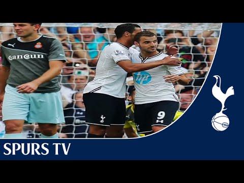Roberto Soldado Scores on Tottenham Debut! | Spurs TV Interview