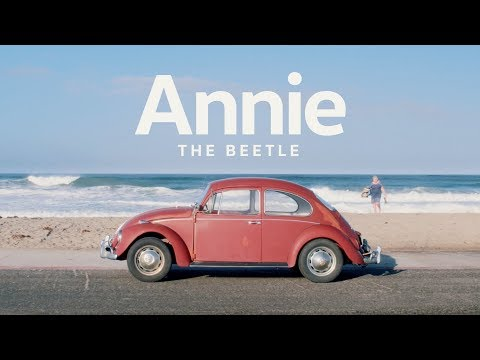 Volkswagen | Annie. The Beetle.