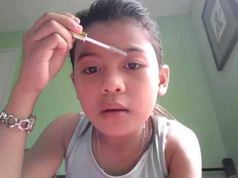 Make up ng pambata