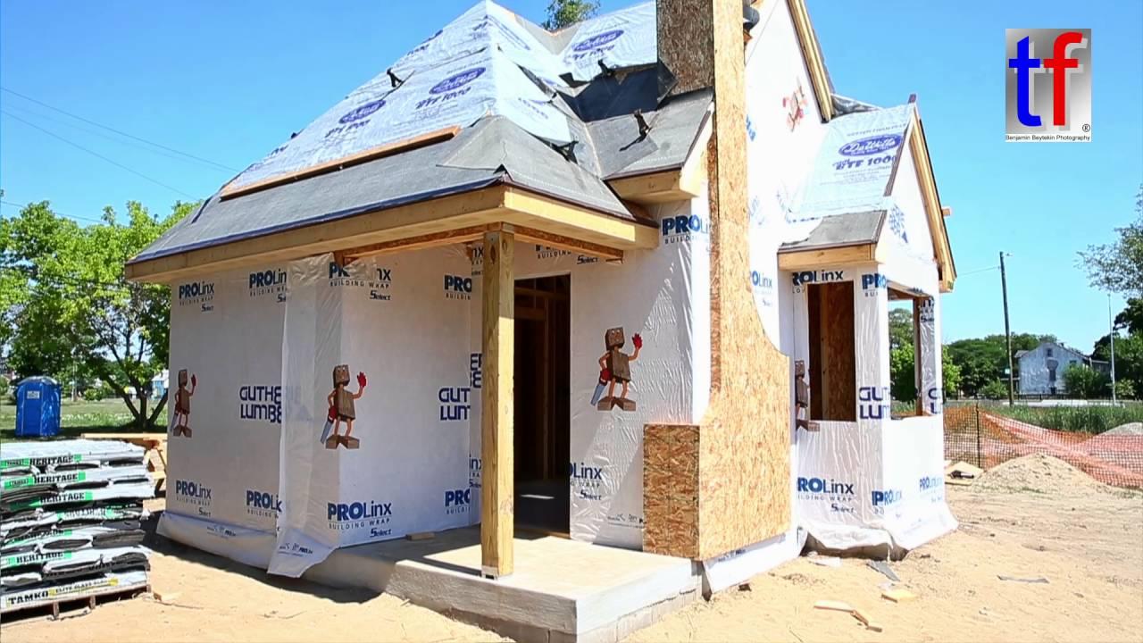 40 000 Tiny House Tiny Home Cass Community Detroit
