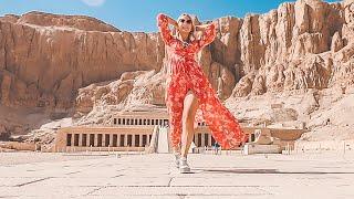 Потрясающий Луксор Египет 2021 Экскурсия из Хургады Отдых в Египте