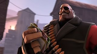 Team Fortress 2 Gameplay | Helpful Heavy