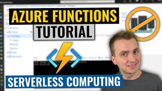 Gambar cover Azure Function Apps Tutorial | Introduction for serverless programming