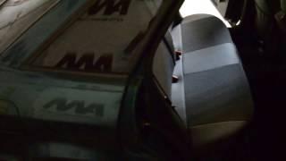 Автомобильные чехлы из экокожи S-Line