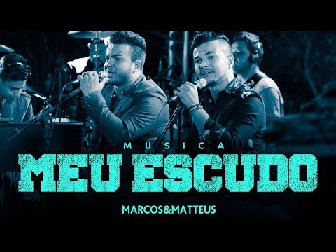 Marcos e Matteus - Meu Escudo (DVD 12 Anos de História)