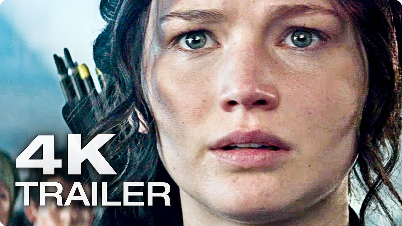 DIE TRIBUTE VON PANEM 3 Mockingjay Trailer Deutsch German | 2014 Movie [4K]