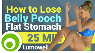 Belly Fat Workout: How to Lose Belly Pooch