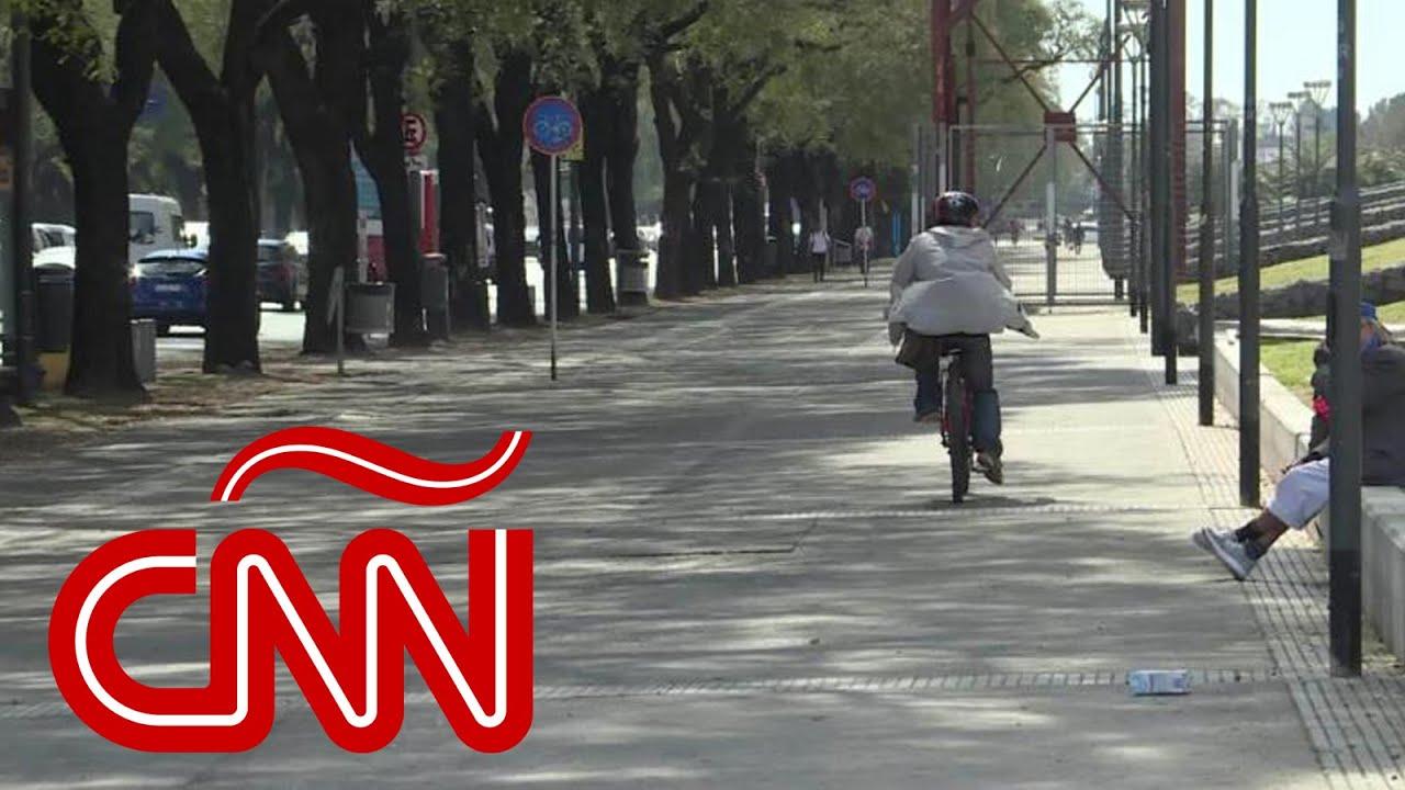 Buenos Aires le apuesta al uso de la bicicleta en tiempos de pandemia