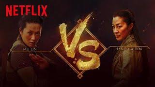 Marco Polo   Mei Lin VS Hand Maiden - Mongol Strike [HD]   Netflix