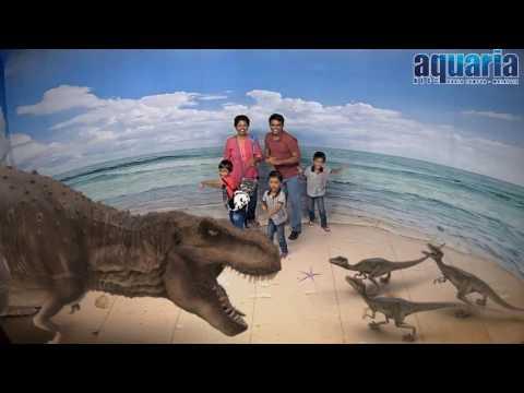 Virtual Studio, Aquarium, KLCC Suria, Kuala Lumpur