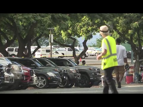 Gates open early as concert-goers head to Aloha Stadium