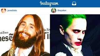 Instagram Investigation Into Jared Leto's Joker Transformation