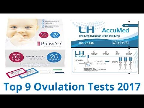9 Best Ovulation Tests 2017