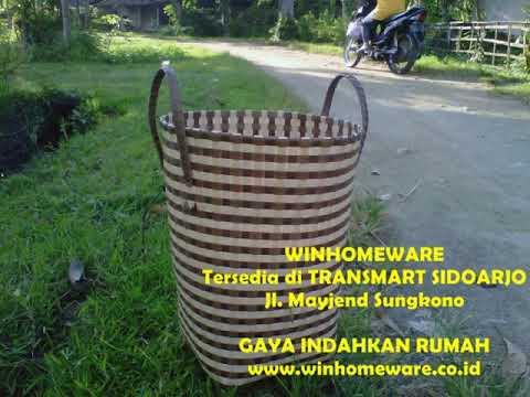 Homeware Storage Handmade Di Transmart Carrefour Sidoarjo Jawa Timur