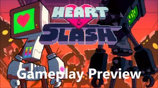 Heart&Slash Preview and Gameplay (Xbox One)