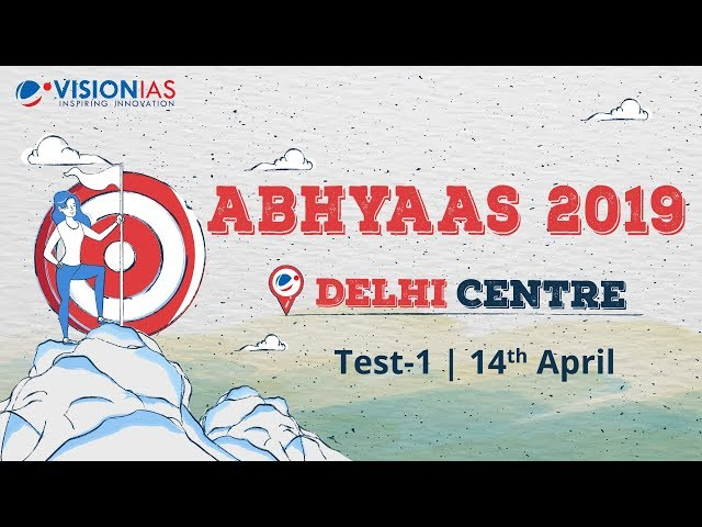 Abhyaas Test - 1 | Delhi Center Glimpses