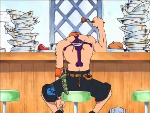 One Piece Ace Stirbt Beim Essen...?