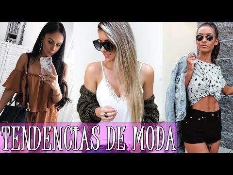 mirada detallada 684a8 ec6da Outfits Juveniles De Moda 2018 La Mejor Ropa Y Los Mejores ...