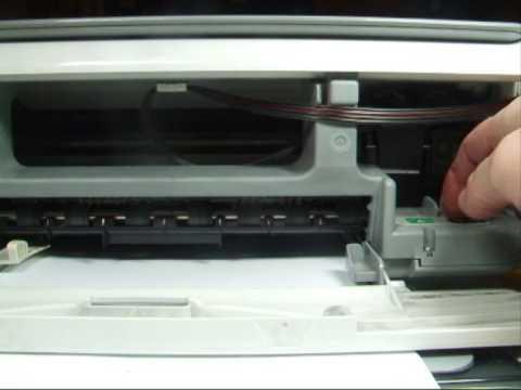 How to clean printer head hp deskjet 1510