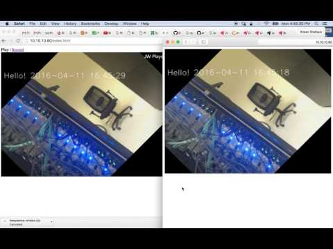 Live Streaming opencv output with ffmpeg to NGINX rtmp module (rtmp vs hls  problem)