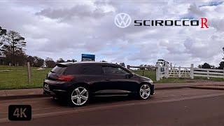 Volkswagen Scirocco R Test Drive | 4K