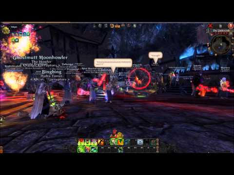 Warhammer Online –  Final Moments before shutdown