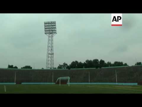 Congo stadium where famous Ali fight took place